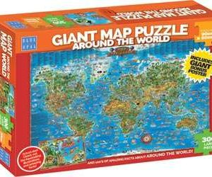 Blue Opal Around the World 300 LGE PC PUZZLE