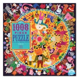 Circus 1008 PC EEboo Jigsaw Puzzle