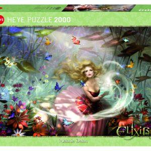 Delon Make a Wish 2000 PC Jigsaw Puzzle