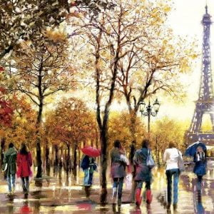 Eiffel Tower 300 XXL PC Educa Jigsaw Puzzle