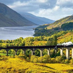 Glenfinnan Viaduct 1000 Piece Educa Puzzle
