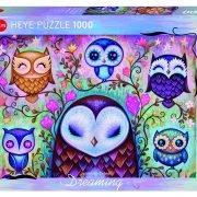 Great Big Owl 1000 PC Jigsaw Puzzle