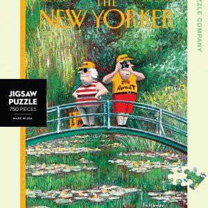 J'aime Monet 1000 PC Jigsaw Puzzle