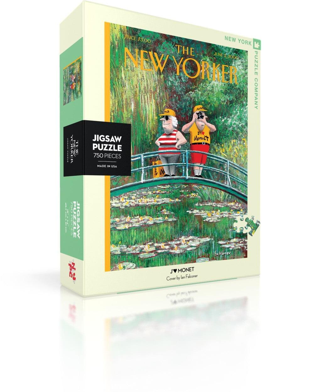 Monet 1000 PC Jigsaw Puzzle
