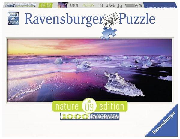 Jokulsarlon Iceland 1000 PC Jigsaw Puzzle