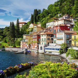 Lake Como Italy 500 PC Jigsaw Puzzle
