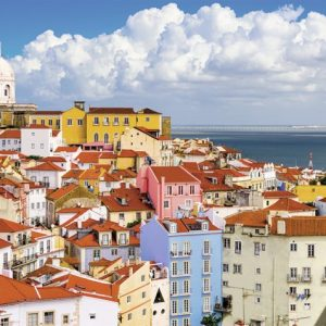 Lissabon 500 PC Jigsaw Puzzle