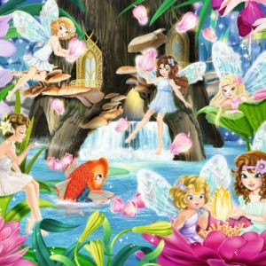 Magical Fairy Night 100 PC Jigsaw Puzzle