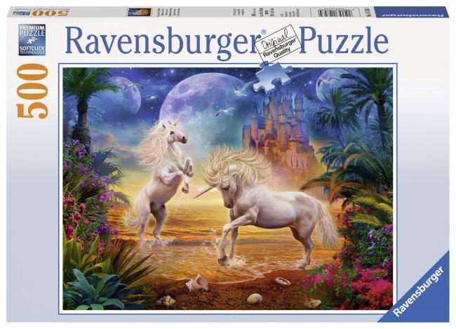 Magical Unicorn 500 PC Jigsaw Puzzle