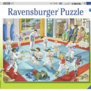 Martial Arts Class 100 PC Jigsaw Puzzle