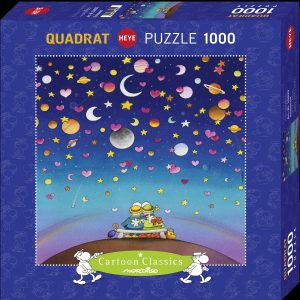 Mordillo Firmament 1000 PC heye Jigsaw Puzzle