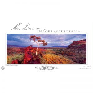 Namatjira Country NT 748 PC Jigsaw