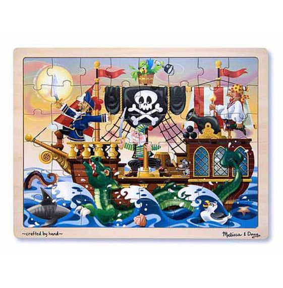Pirate Adventure 48 PC Jigsaw Puzzle