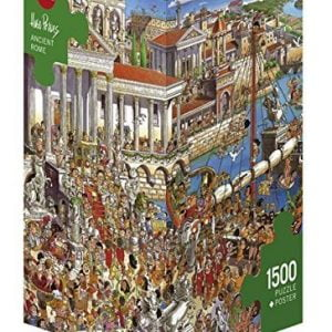 Prades Ancient Rome 1500 PC Jigsaw Puzzle