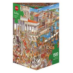 Prades - Ancient Rome 1500 Piece Puzzle - Heye
