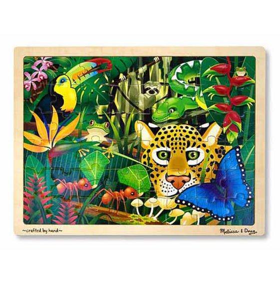 Rainforest 48 PC Jigsaw Puzzle