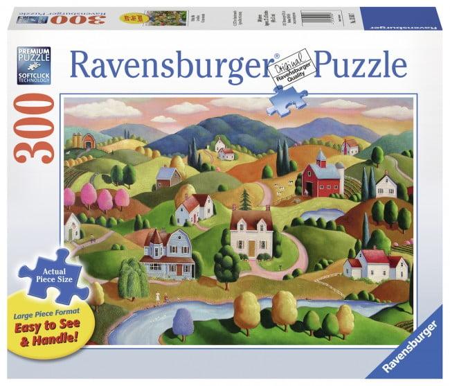 Jerusalem House Puzzle: LARGE PIECE JIGSAW PUZZLE AT PUZZLE PALACE AUSTRALIA