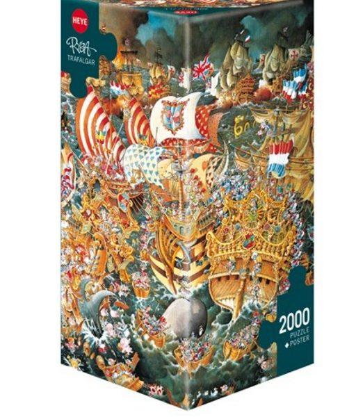 Ryba Trafalgar 2000 PC Heye Jigsaw Puzzle