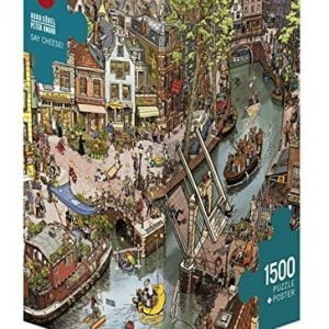 Say Cheese 1500 PC Heye Jigsaw Puzzle