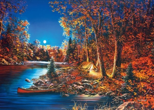 Still of the Night 500 PC Large Format Jigsaw Puzzle