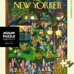 Town Square Dance 1000 PC Jigsaw Puzzle