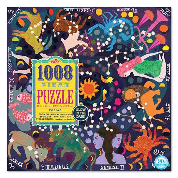 Zodiac 1008 PC Jigsaw Puzzle