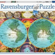 Antique Map 3000 PC Jigsaw Puzzle