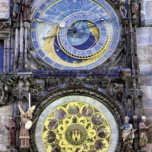 Astronomical Clock 1000 PC Jigsaw Puzzle