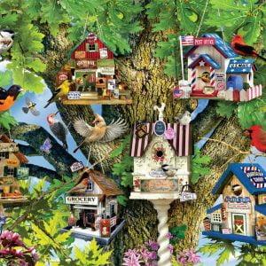 Bird Village 1000 PC Ravensburger Jigsaw Puzzle