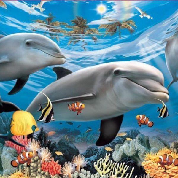 Caribbean Smile 60 PC Children's Puzzle