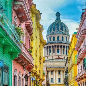 Colourful Cuba 2000 PC Jigsaw Puzzle