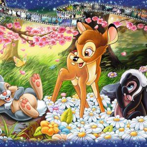Disney Bambi 1000 PC Jigsaw Puzzle