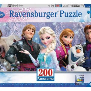 Disney Frozen Friends 200 PC Jigsaw Puzzle
