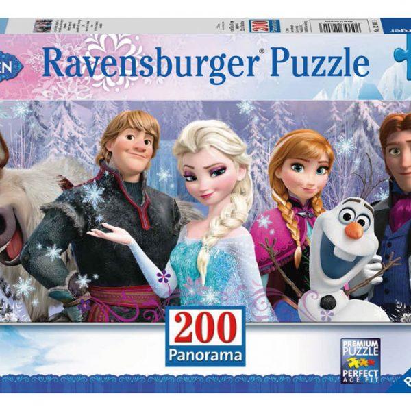 Disney Frozen Friends 200 PC Jigsaw Puzzle