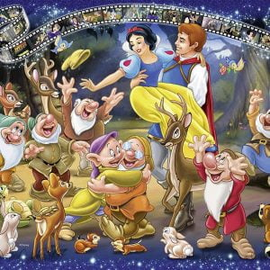 Disney Snow White 1000 PC Jigsaw Puzzle