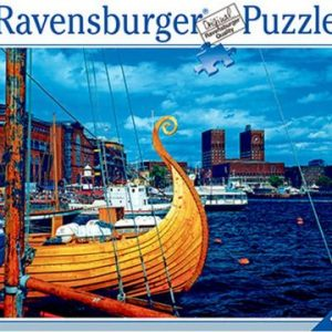 Magnificent Oslo 1000 PC Jigsaw Puzzle