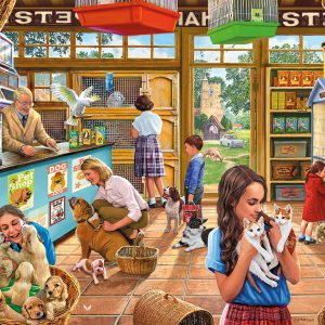 New Friends 500 XL PC Jigsaw Puzzle