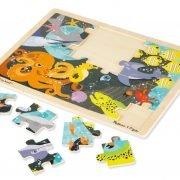 Ocean Pals 24 PC Melissa & Doug Wooden Jigsaw Puzzle
