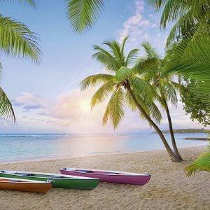 Palm Paradise 3000 PC Jigsaw Puzzle