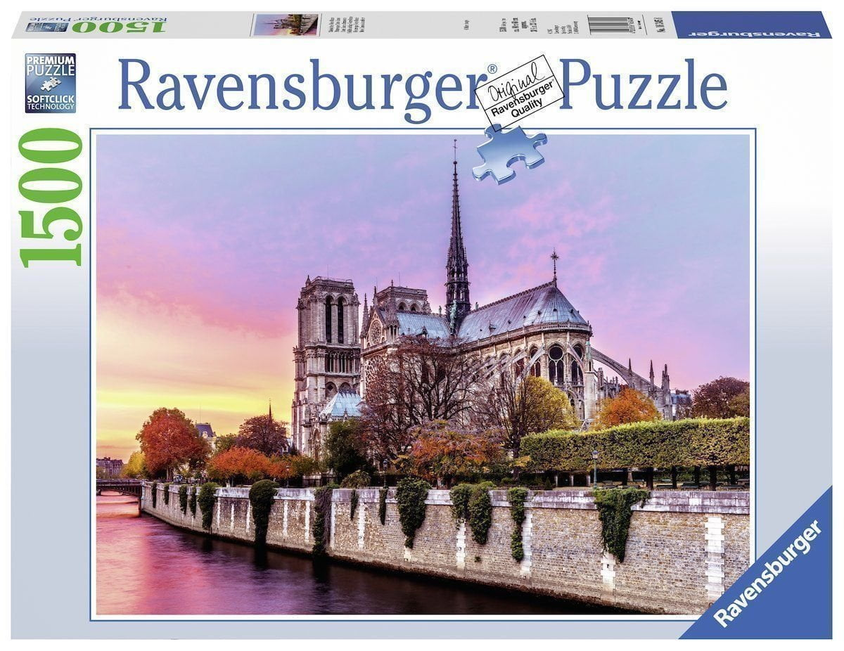 Dame 1500 PC Jigsaw Puzzle
