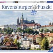 Prague Castle 1000 PC Jigsaw Puzzle