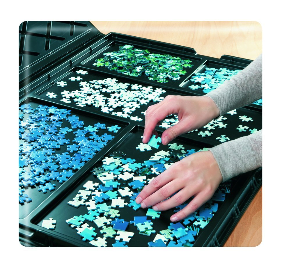 Puzzle Store Carry Case From Ravensburger At PUZZLE PALACE