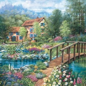 Shades of Summer 2000 PC Jigsaw Puzzle