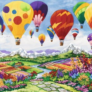 Spring is in the Air 1500 PC Jigsaw Puzzle