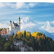 Bavarian Alps 1500 Piece Trefl Jigsaw Puzzle