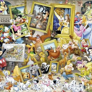 Disney Favourite Friends 5000 Piece Jigsaw Puzzle