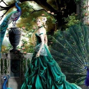 Emerald Hawthorne 1000 Piece Jigsaw Puzzle
