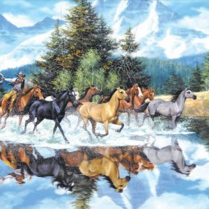 Last of the Wild Ones 1000 Piece Jigsaw Puzzle