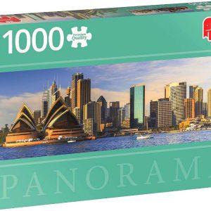 Sydney Skyline 1000 Piece jigsaw puzzle