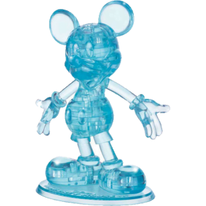 3D Mickey Mouse Crystal Puzzle